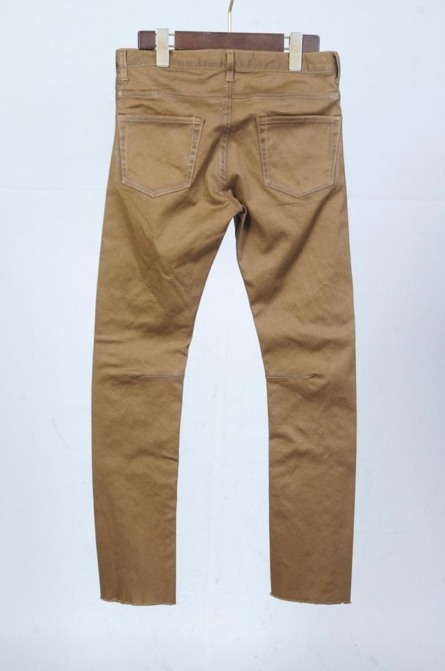 16AW Super Stretch Seam Coating CAMEL