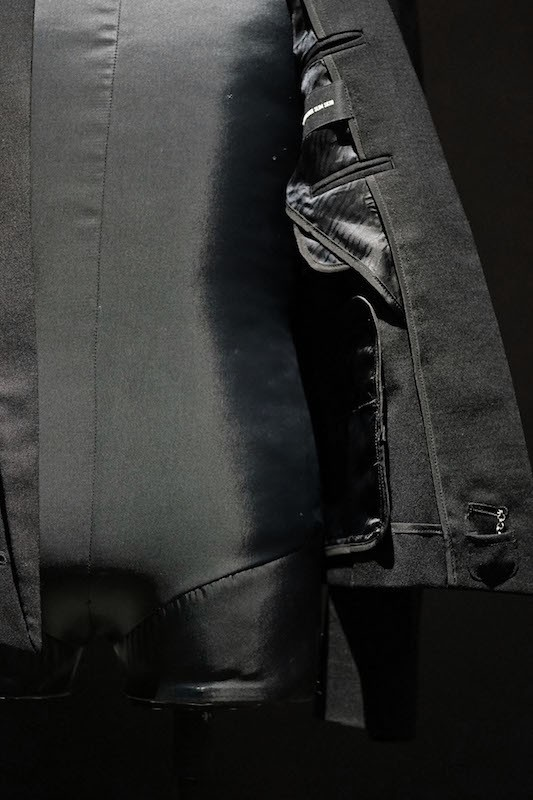 16SS Chain Button Short Tailored Jacket