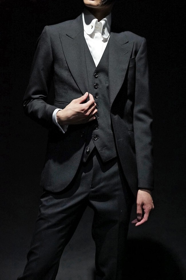 16SS TAILORED LINE EX. 2B SINGLE JK