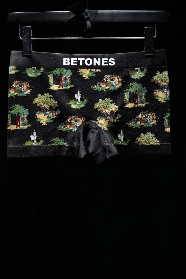 16AW BOXER BRIEFS with BETONES DAY OF FOREST