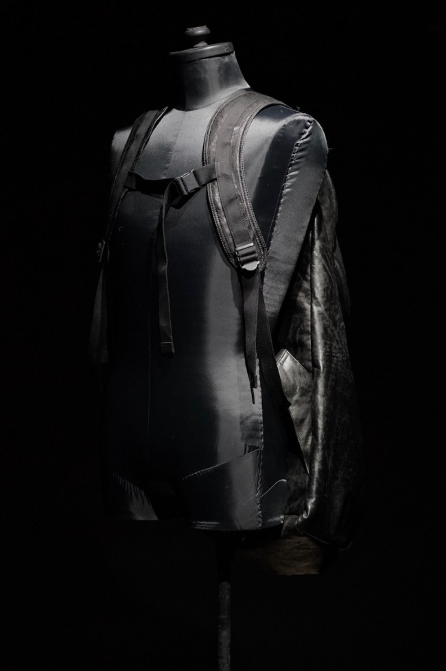16AW Crest Backpack (LAMB LEATHER)