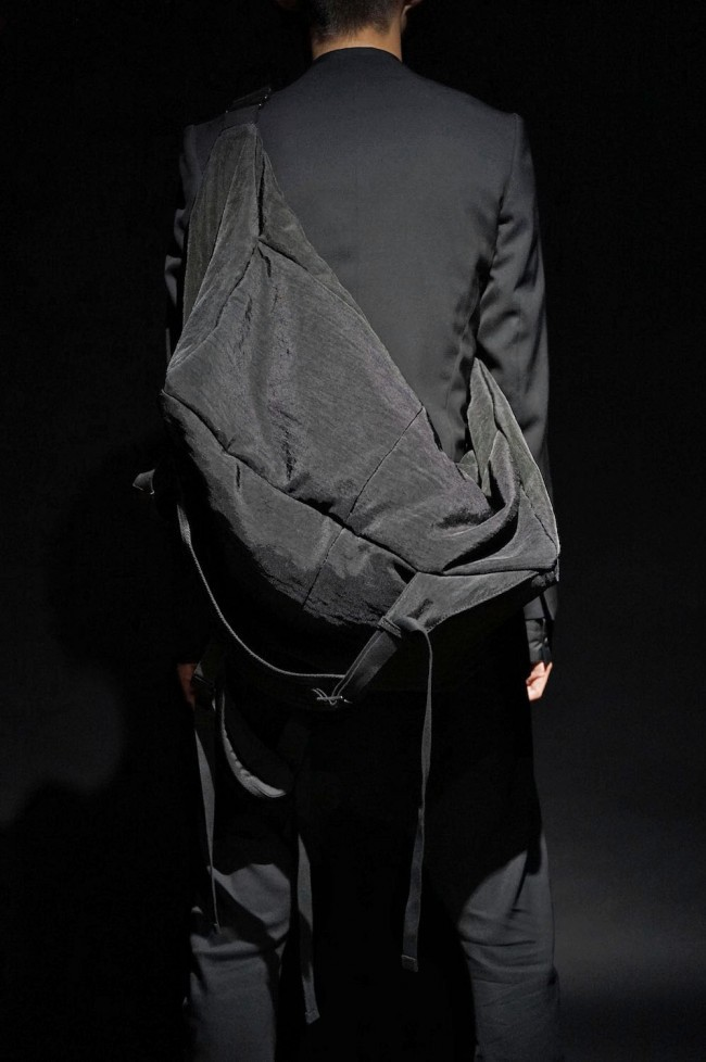 16PW Multi-Straps BackPack