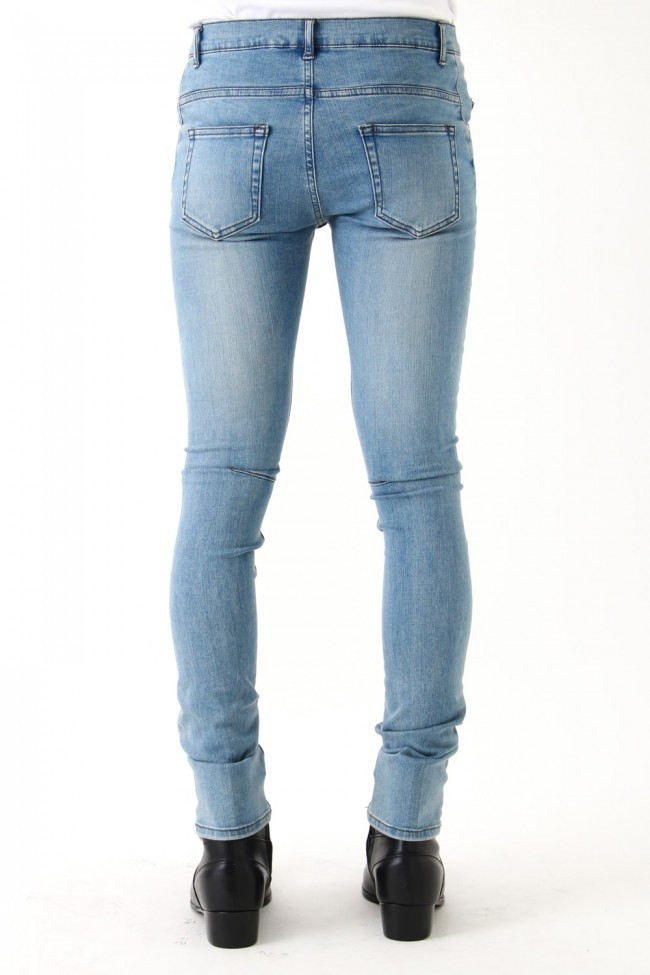 17PS Super High Power Denim LIGHT BLUE