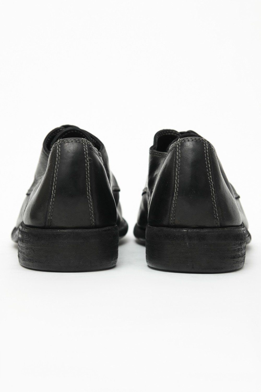 Donkey Leather Derby Shoes