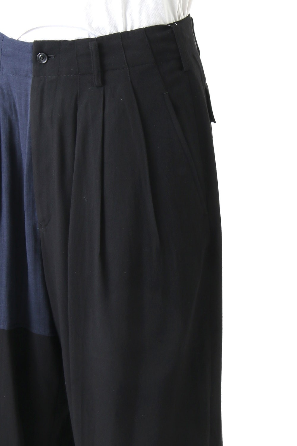 Thigh Patch Pants