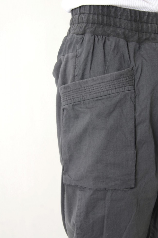 17SS Garment dyed cargo pants