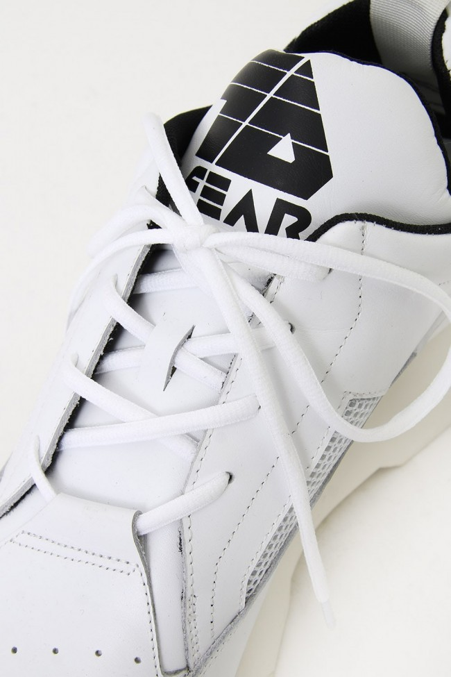 17SS  7D.FEAR SNEAKERS WHITE