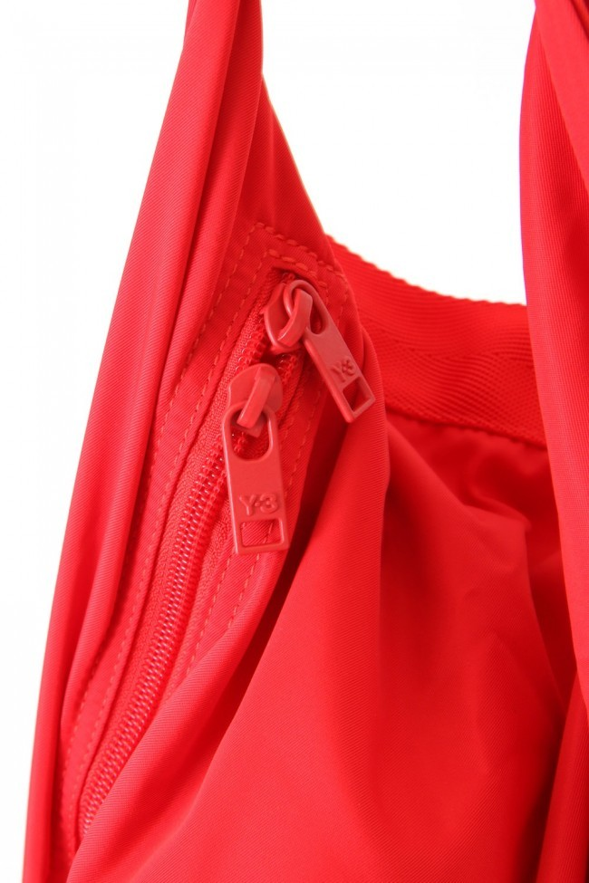 17SS PACKABLE BAG FLAME SCARLET