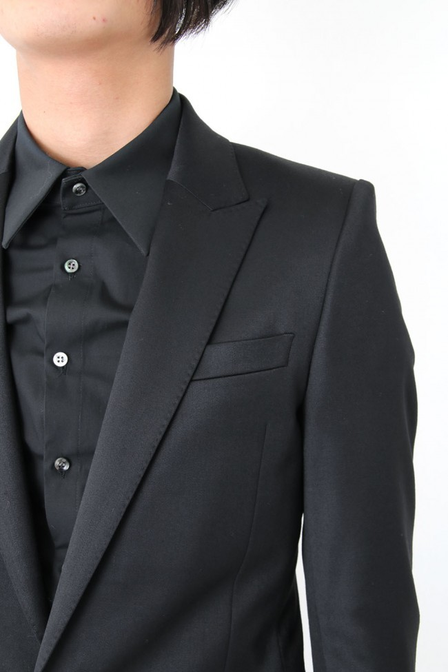17PS Tuxedo Cloth Stretch 1B Jacket