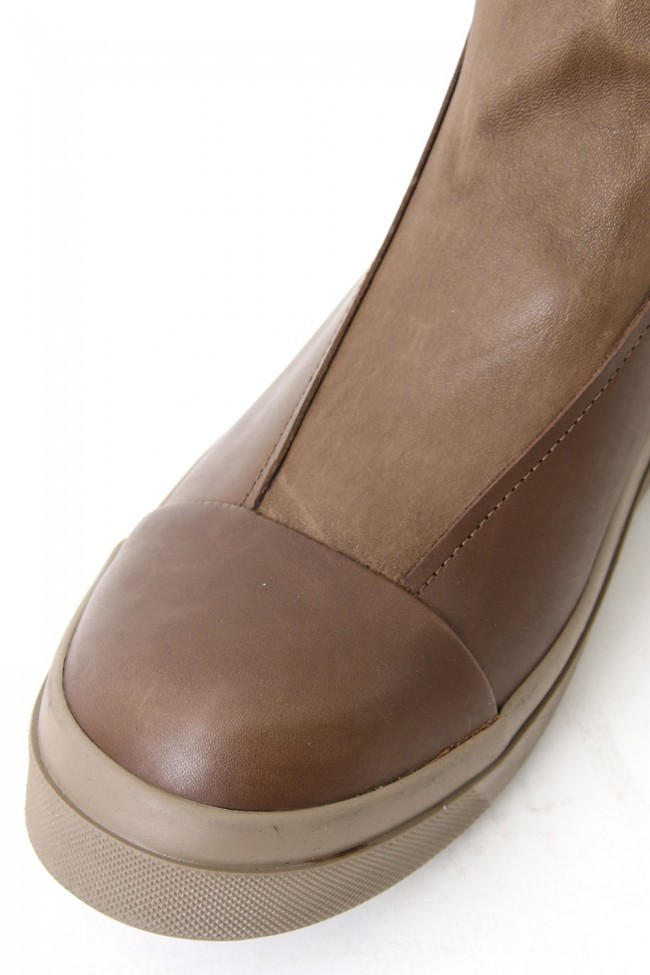 CINZIA ARAIA  BERTA Switching Sneakers BROWN