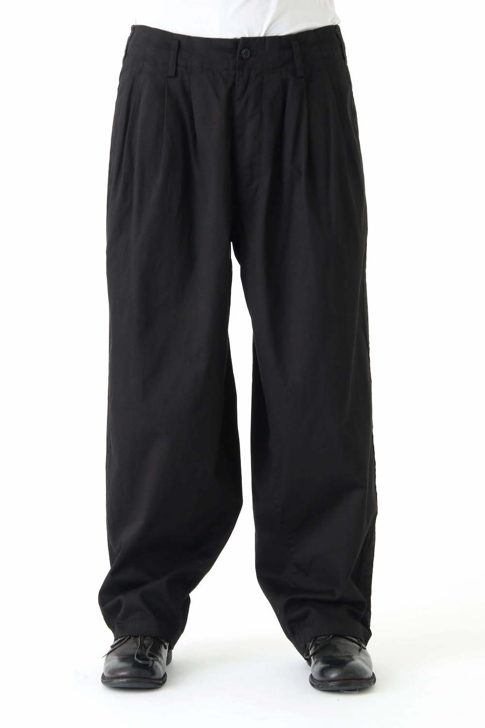 Product Dyed 3 Tuck Pants