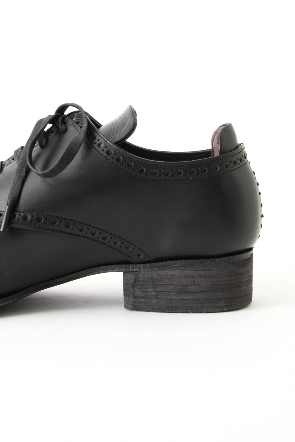Guidi Leather shoes Black