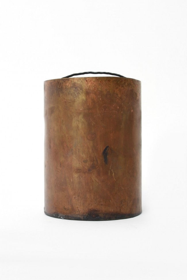 Parts of Four Brass Candle (120mm) COS