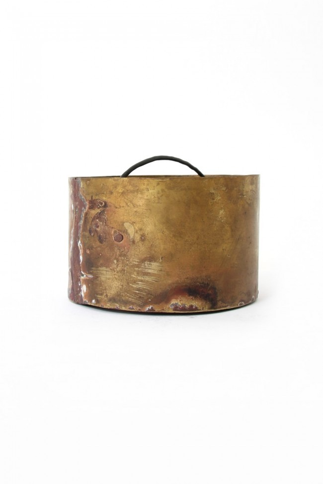 Parts of Four Brass Candle (60mm) COS