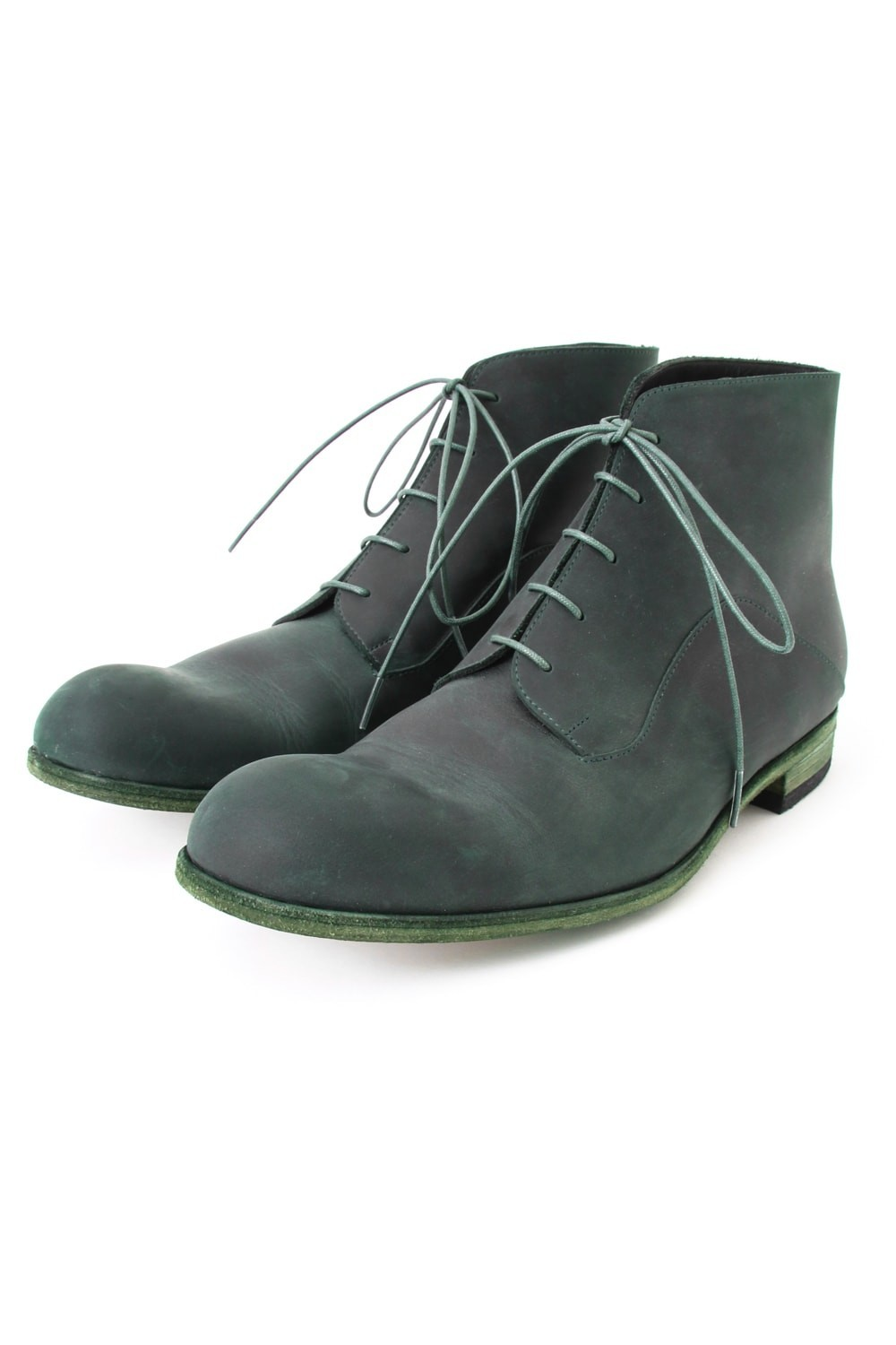 OX Derby Boots - Over Kip Nubuck
