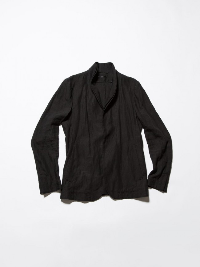 17SS Washed Linen Jacket