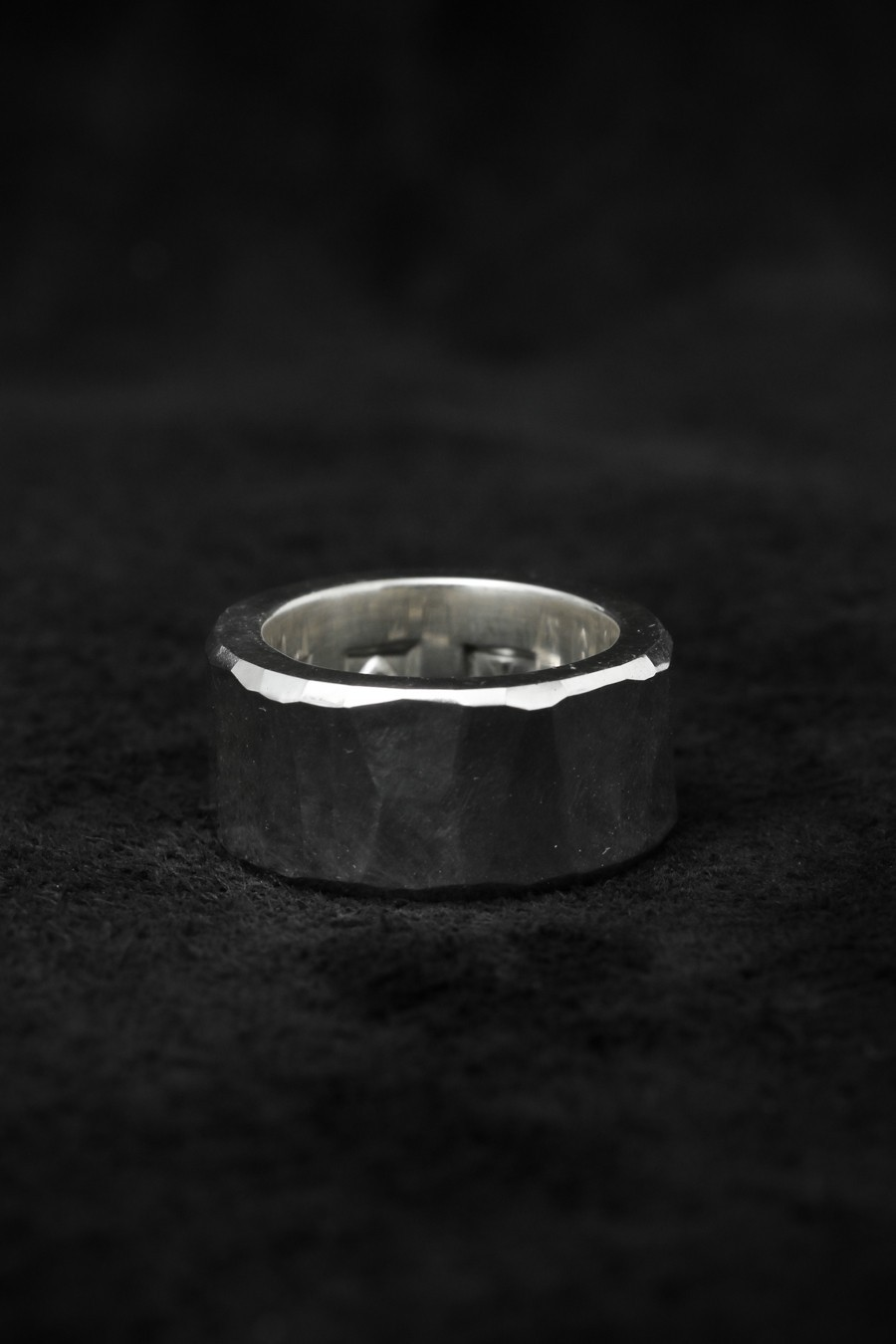 Ring Hammered Rough