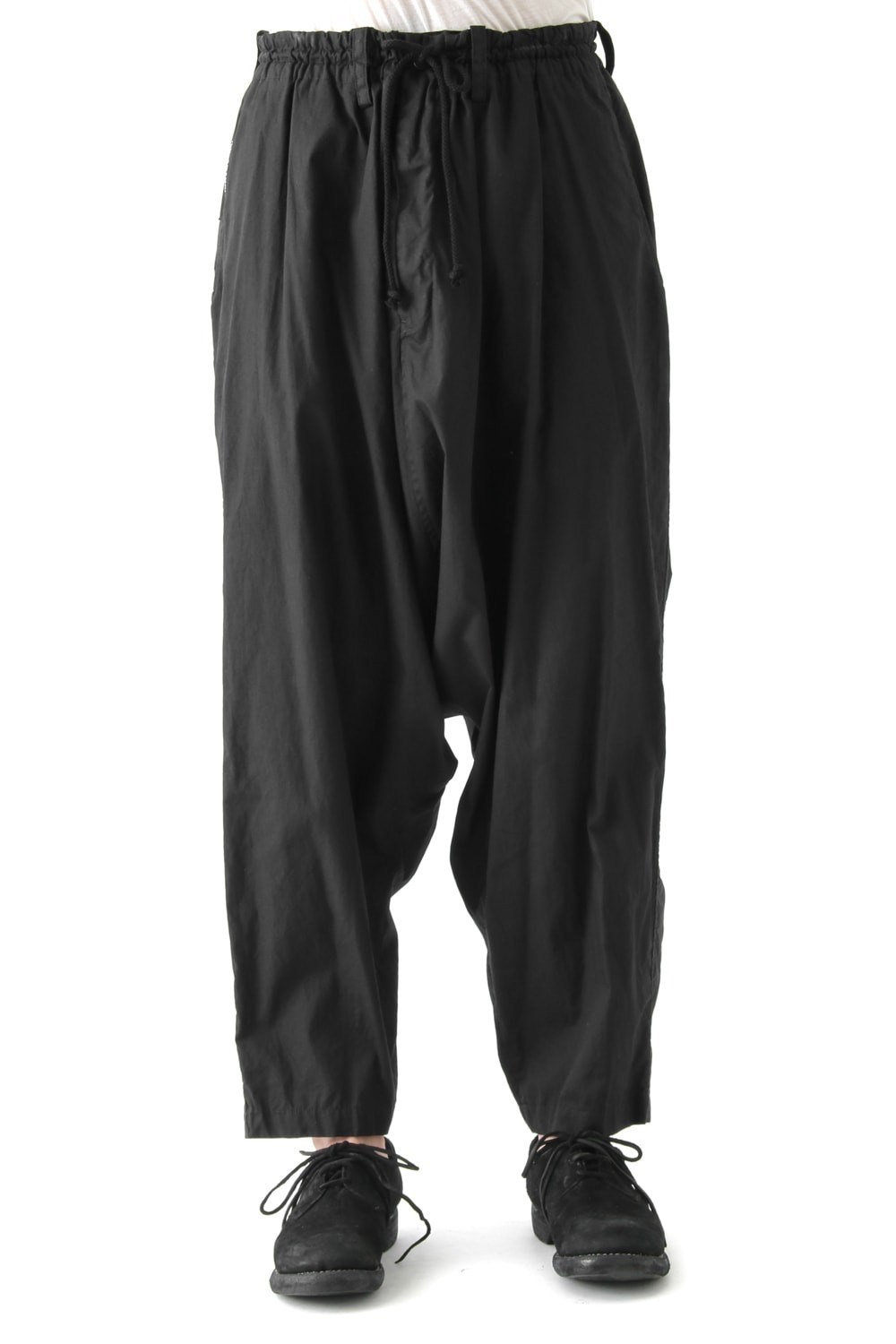 Sarouel Switched Parts Pants