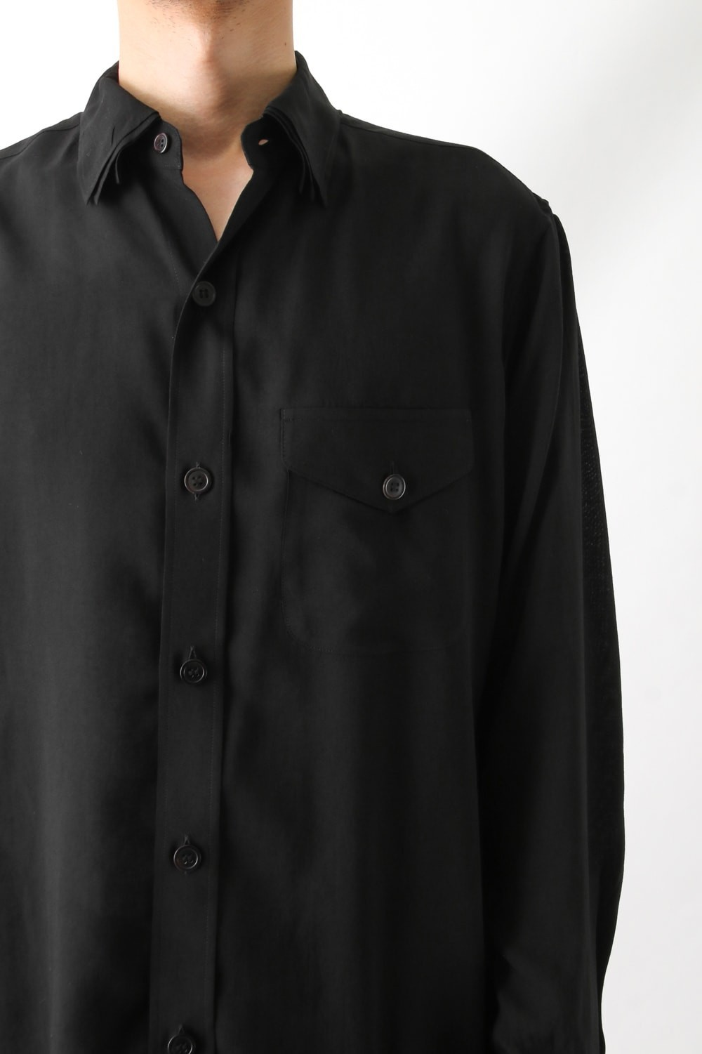 Triple Layer Collar Shirt