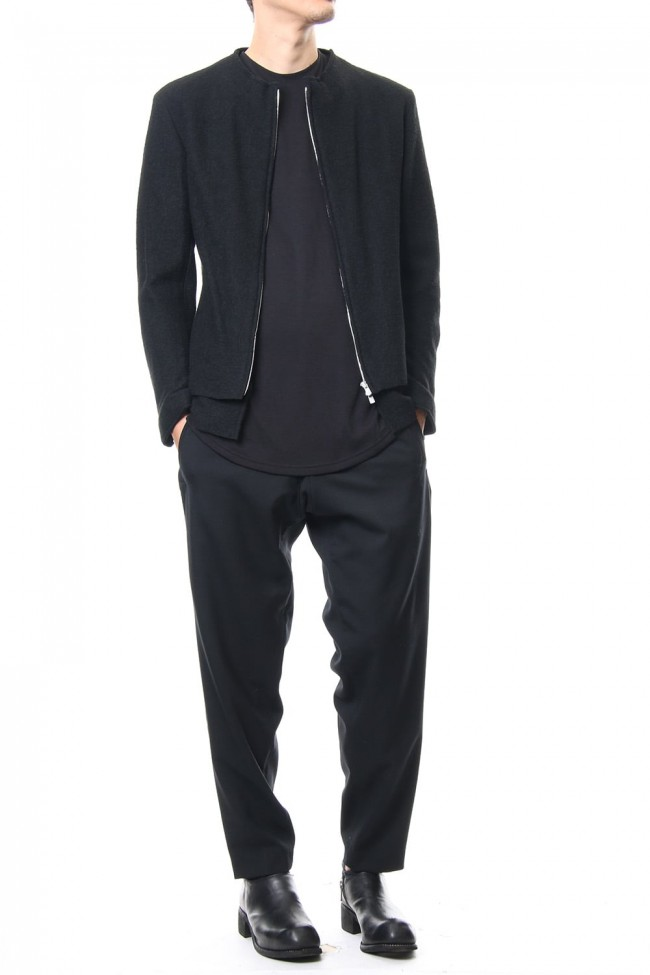 Removable Riders Jacket - black