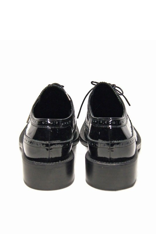 GalaabenD 14SS Enamelled Shoes