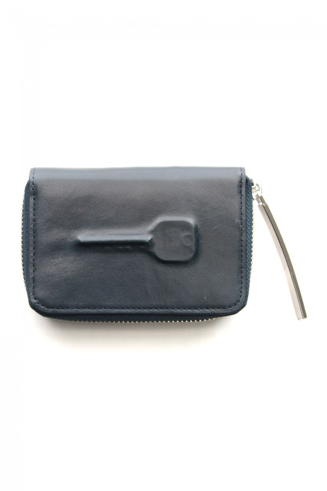 Invisible Key Case Navy