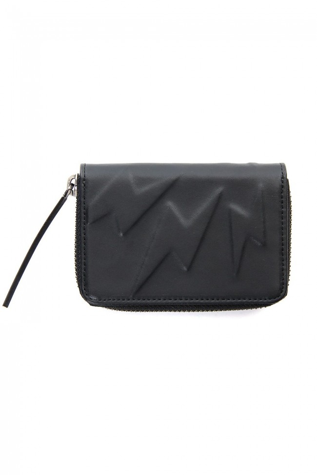 SD Invisible S Wallet Black