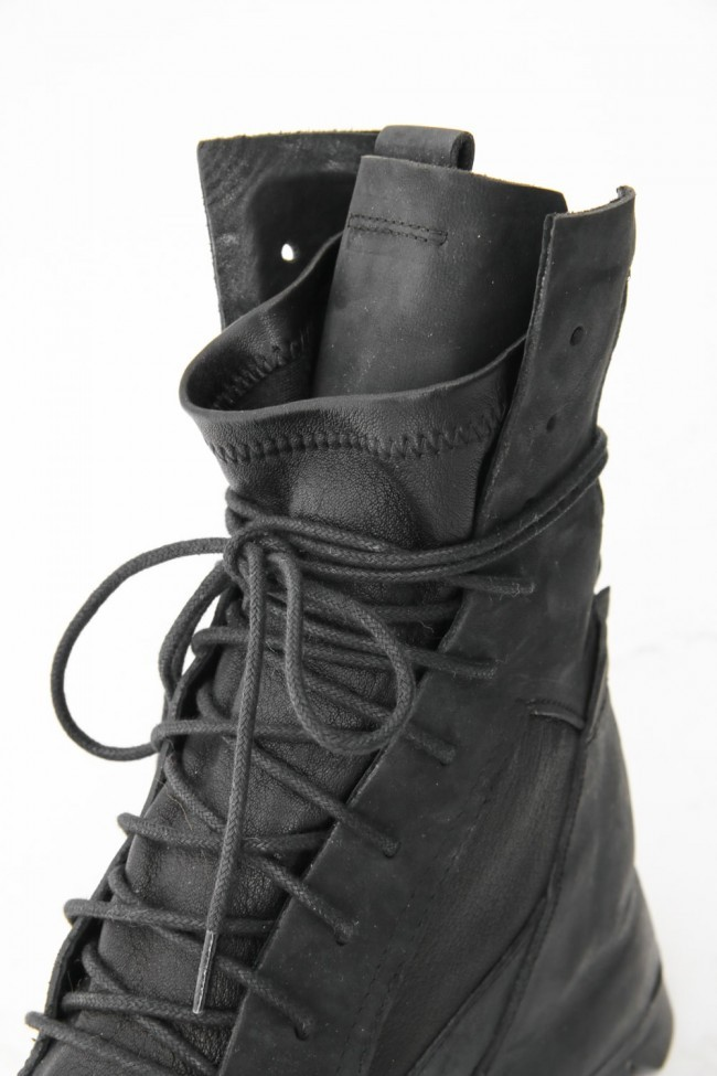 16AW WILD/BERTA Lace-Up Boots