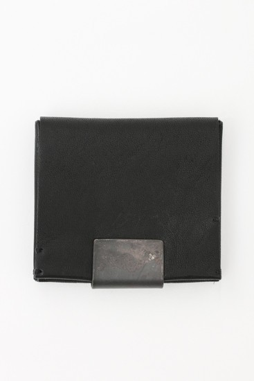 Japanese Horse Leather Coin Case