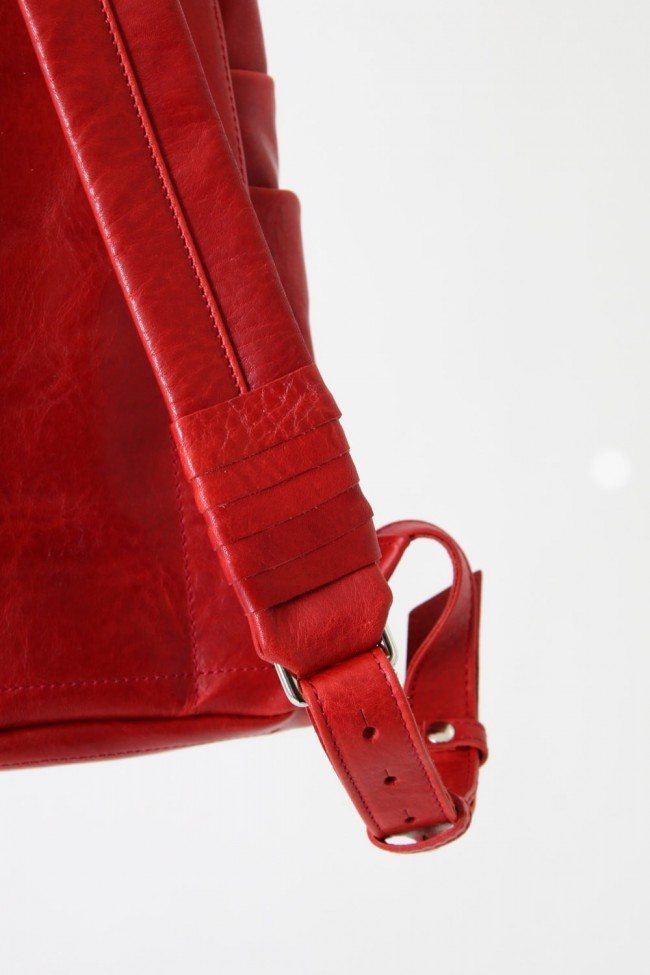tower RUCK - Cow Mineral - Red