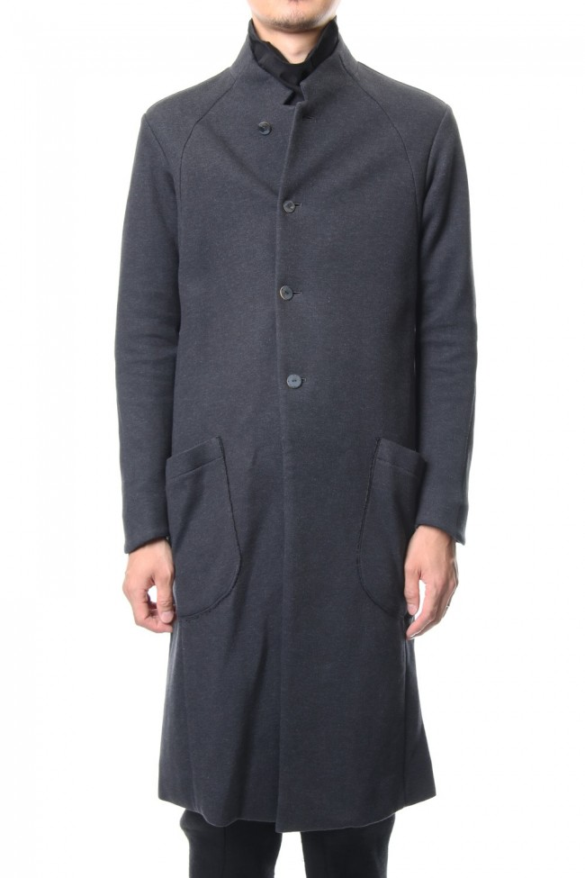 Coat Cotton Double Jersey