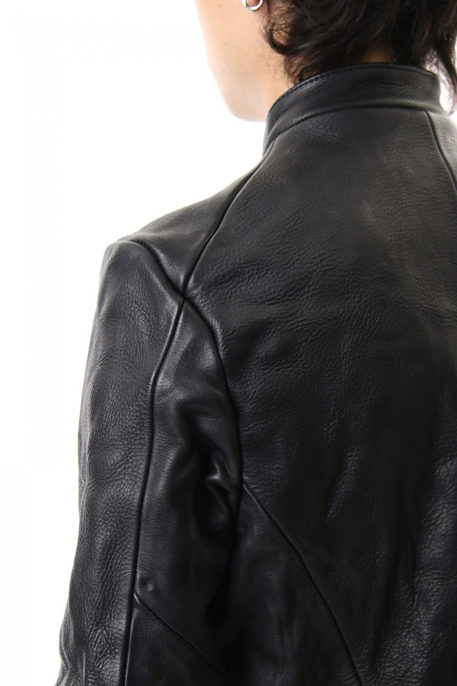 LEATHER RIDERS JACKET - CVJ-0002