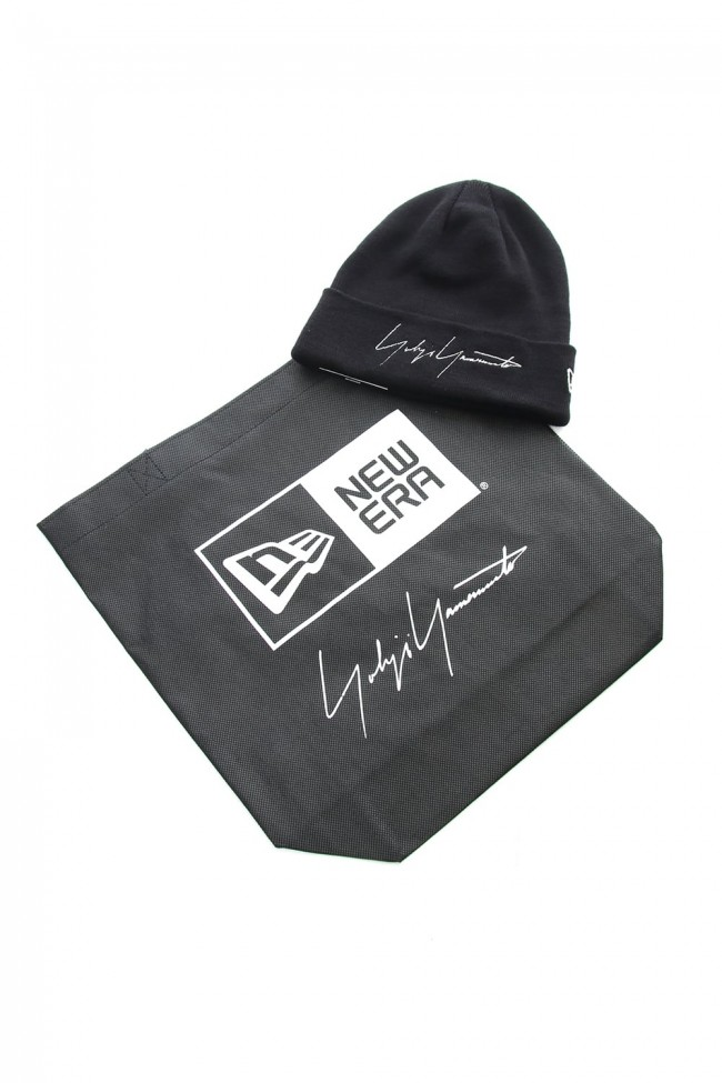 NEW ERA Basic Cuff Knit Signature Logo Cap