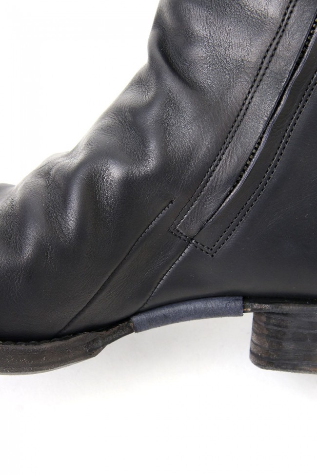 Calf Leather Boots