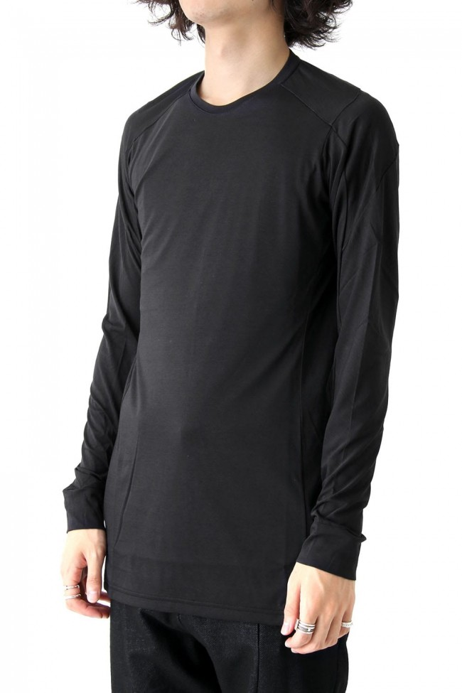 Long Sleeve Egyptian Cotton Jersey (GIZA)