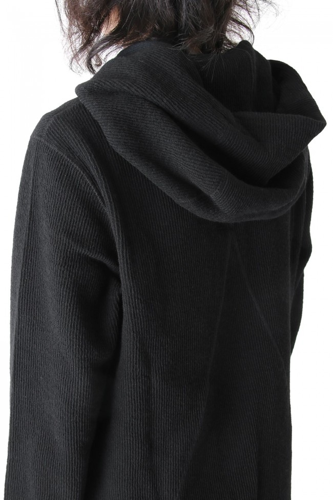 Pull-over Hooded Top