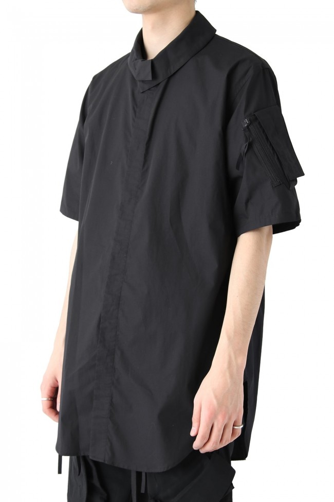 TACTICAL HIGH NECK SHIRT - JULIUS
