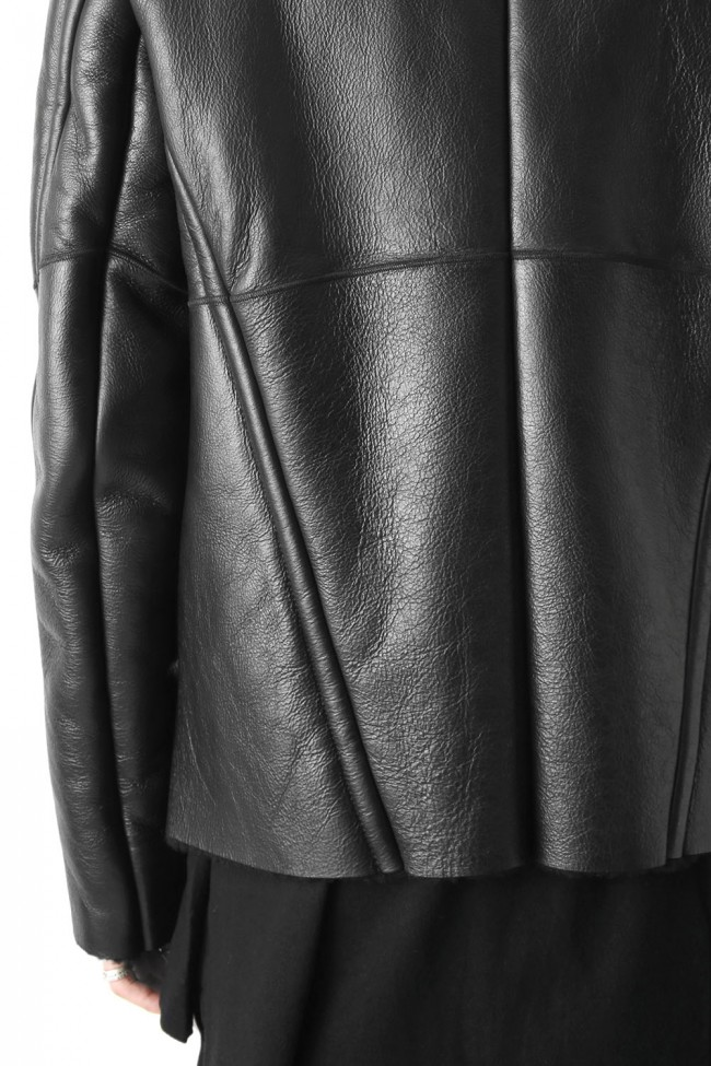 Exclusive Mouton jacket (Wax coating)