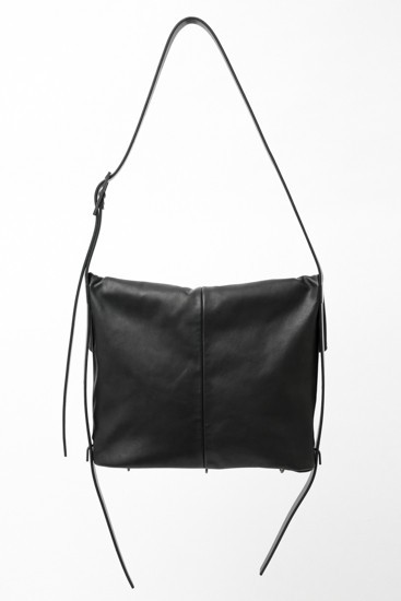 Japanese Horse Leather Medium Shoulder Bag