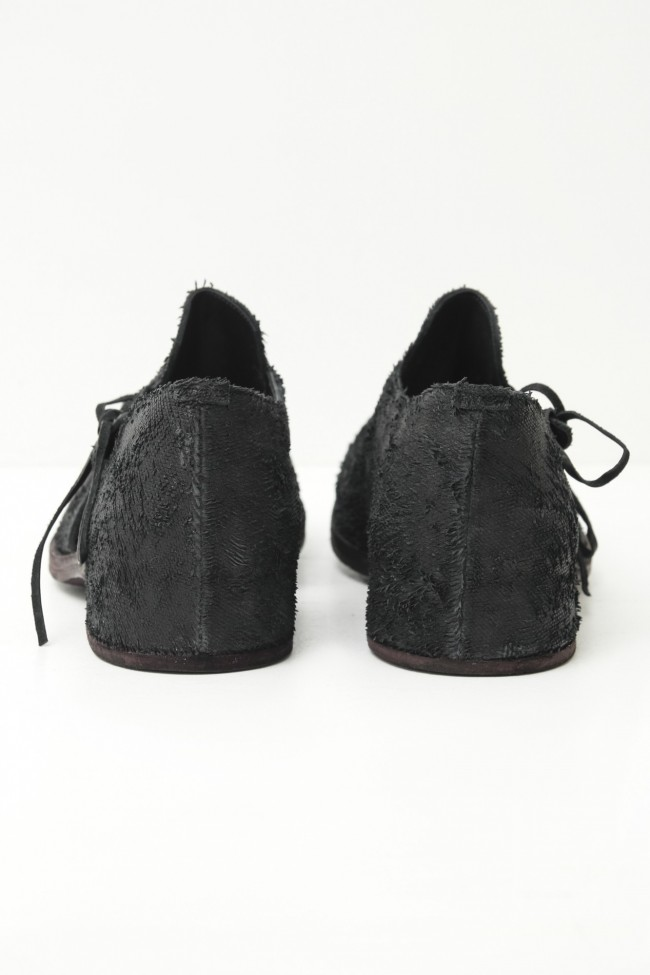 Lamb Leather Monk Shoes