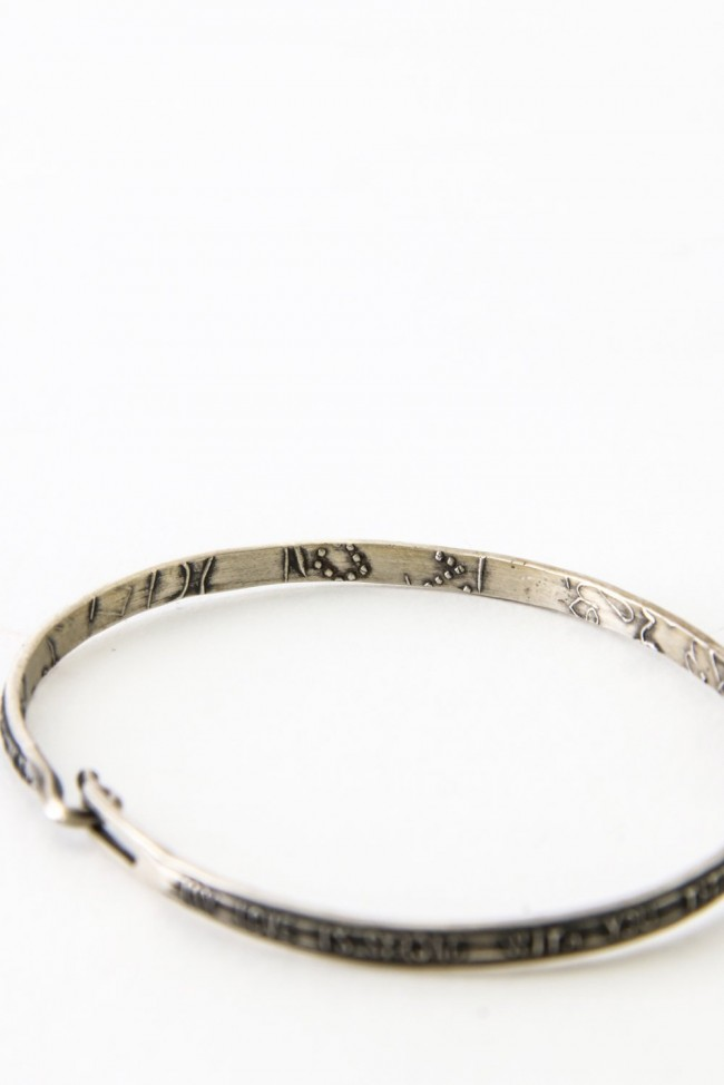 Lyrics Hook Bangle (Ly)