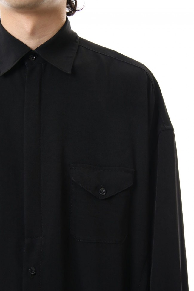 Double Layered Open Shirts