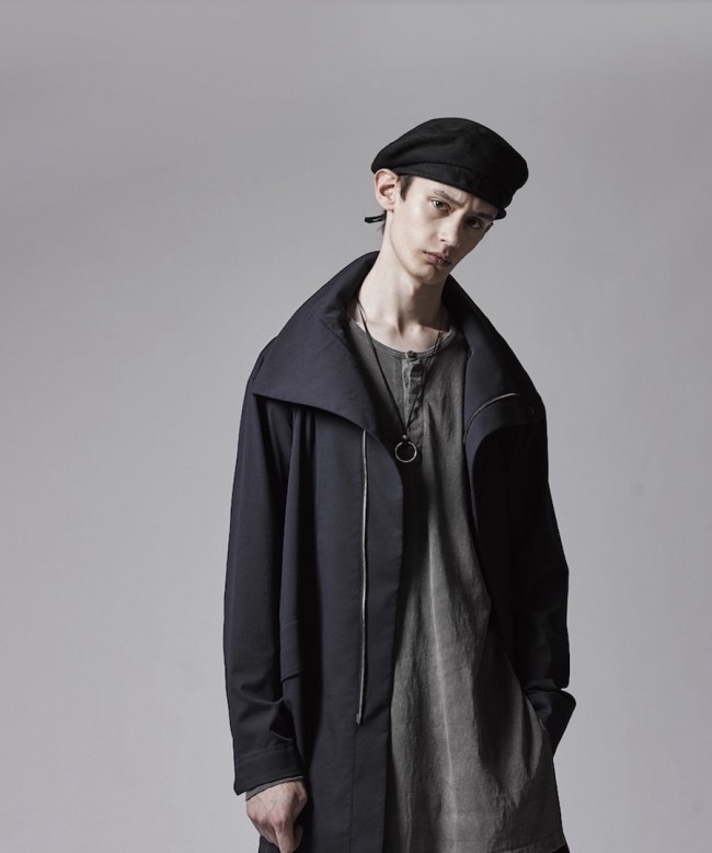 17SS Loop-Wheel Plain Stitch Beret