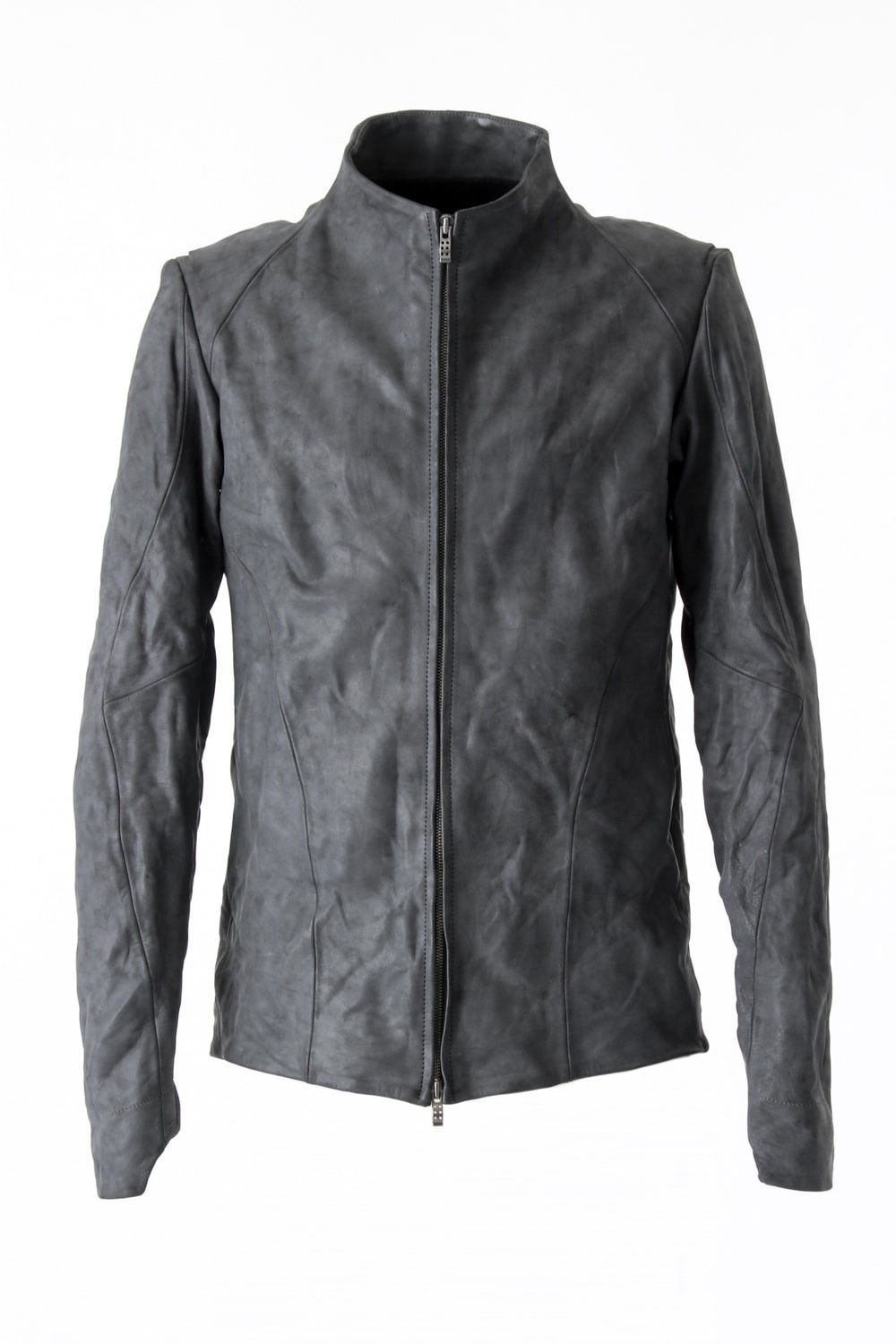 Calf leather jacket