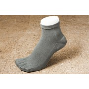 STAGUE ONE Socks-Green Gray-Free