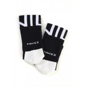 Graphic socks Black-Black-Free