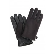 Down glove Black-Black-Free