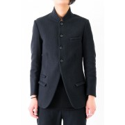 17SS CLASSIC JACKET -The R CUSTOM ORDER--BLACK-1