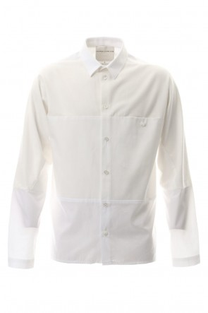 STEPHAN SCHNEIDER 19-20AW Mix Shirt Adrift