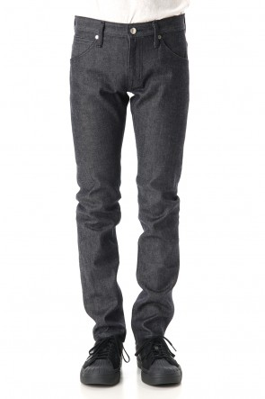 "FACTOTUM 20SS Organic Denim Rigid Tapered ""Jack"""